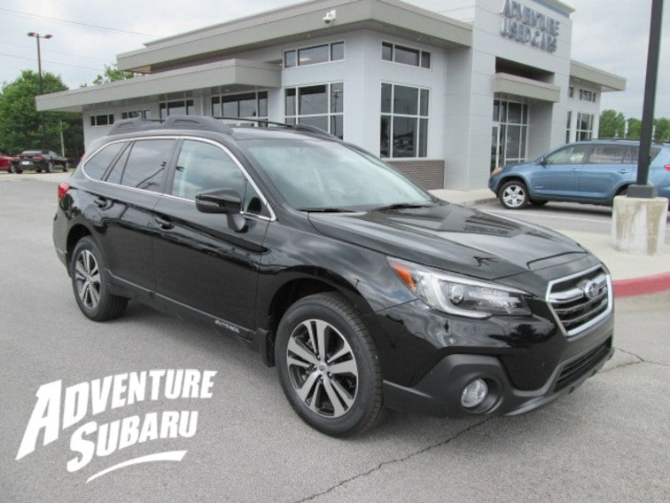 Certified Used 2018 Subaru Outback 2.5i Limited SUV In Fayetteville AR