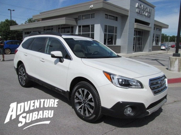 Certified Used 2015 Subaru Outback 2.5i Limited SUV In Fayetteville AR