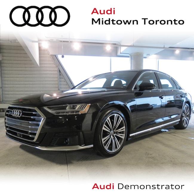 Used 2019 Audi A8 L quattro w/ Audi Phonebox|Massage Seats|360 Cam Sedan Toronto