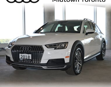 2018 Audi A4 allroad 2.0T Technik quattro w/ Virtual Cockpit|LEDs|Navi Wagon