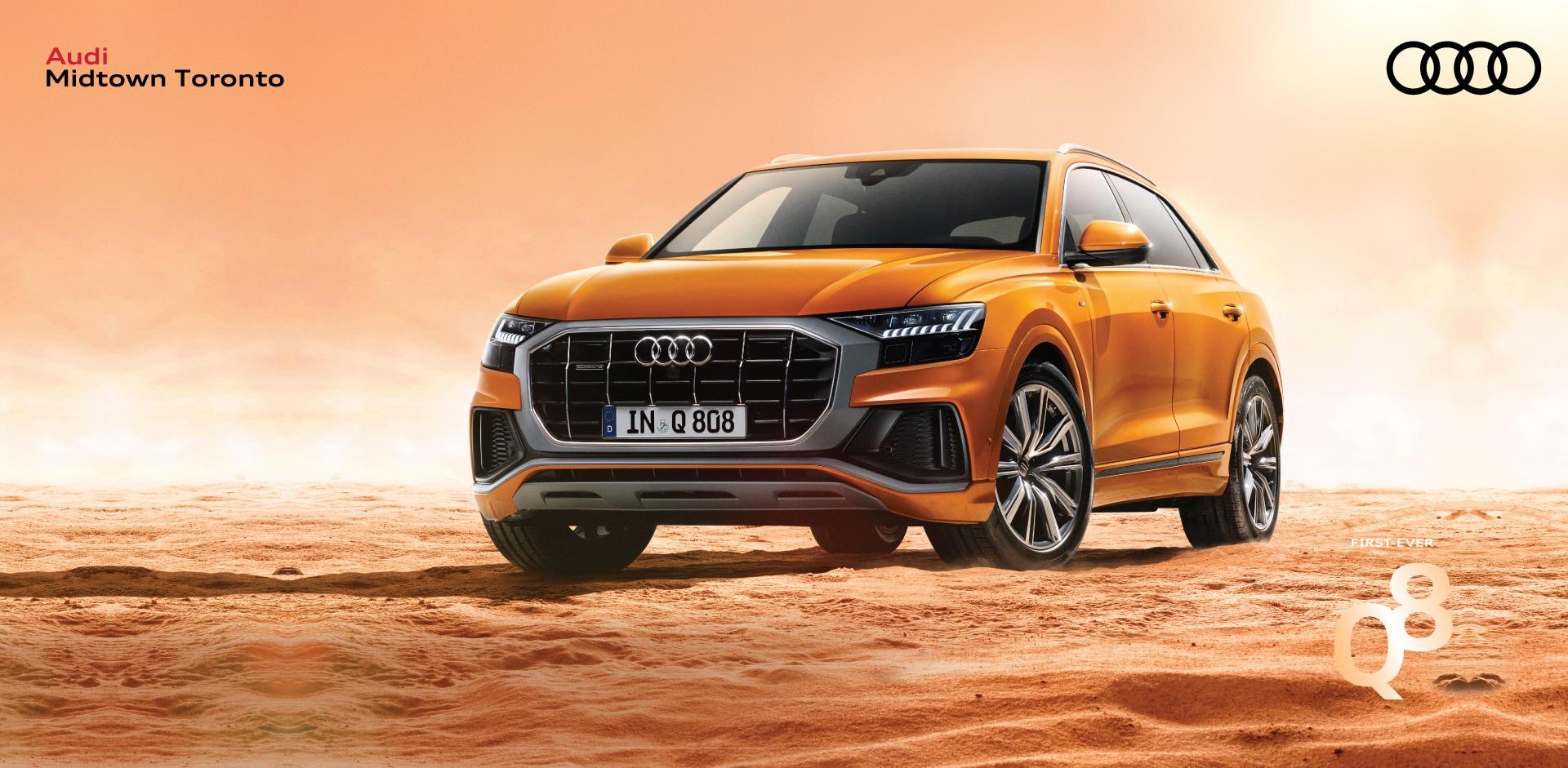 Whats New With Audi In Toronto Audi Midtown Toronto