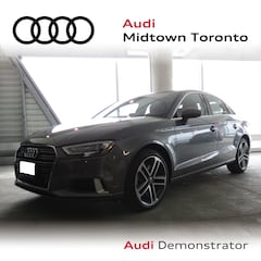Demonstrator Vehicles In Toronto Audi Midtown Toronto Audi