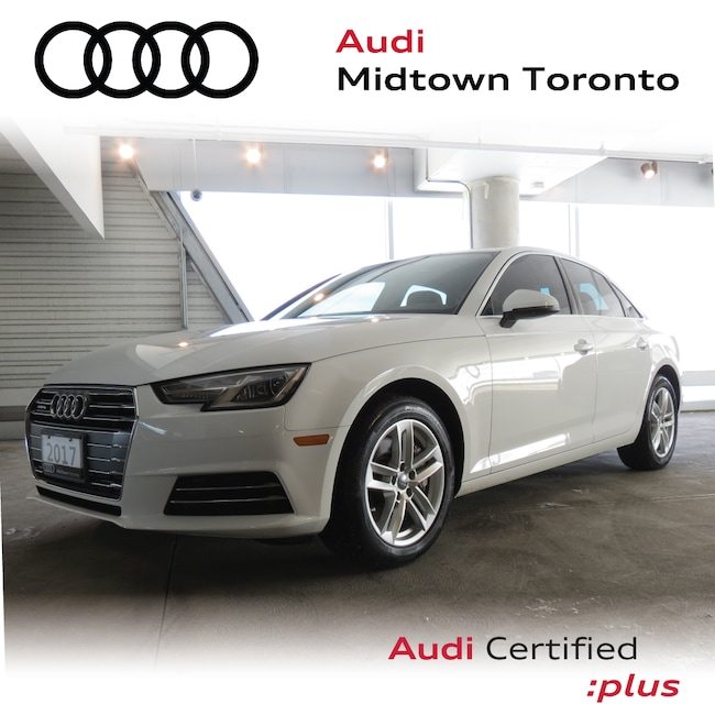 מעולה Used 2017 Audi A4 For Sale | Toronto ON | VIN: WAUANAF43HN013326 HE-27