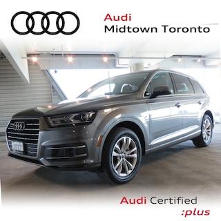 Certified 2017 Audi Q7 3.0T Progressiv quattro w/ Trailer Hitch Navi Pano SUV in Toronto