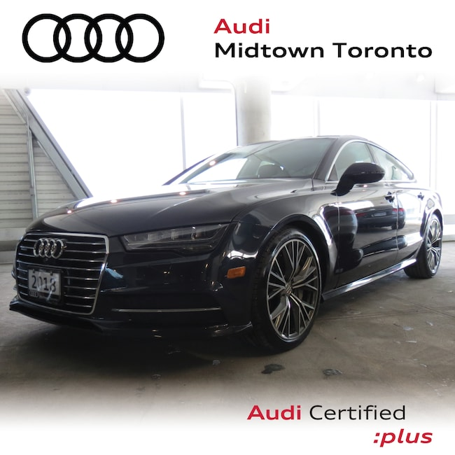 Used 2018 Audi A7 3.0T Technik quattro w/ Bose|Side Assist|Navi Hatchback Toronto