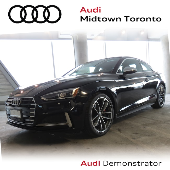 Used 2019 Audi S5 3.0T Technik quattro w/ Audi Virtual Cockpit|B&O Coupe Toronto