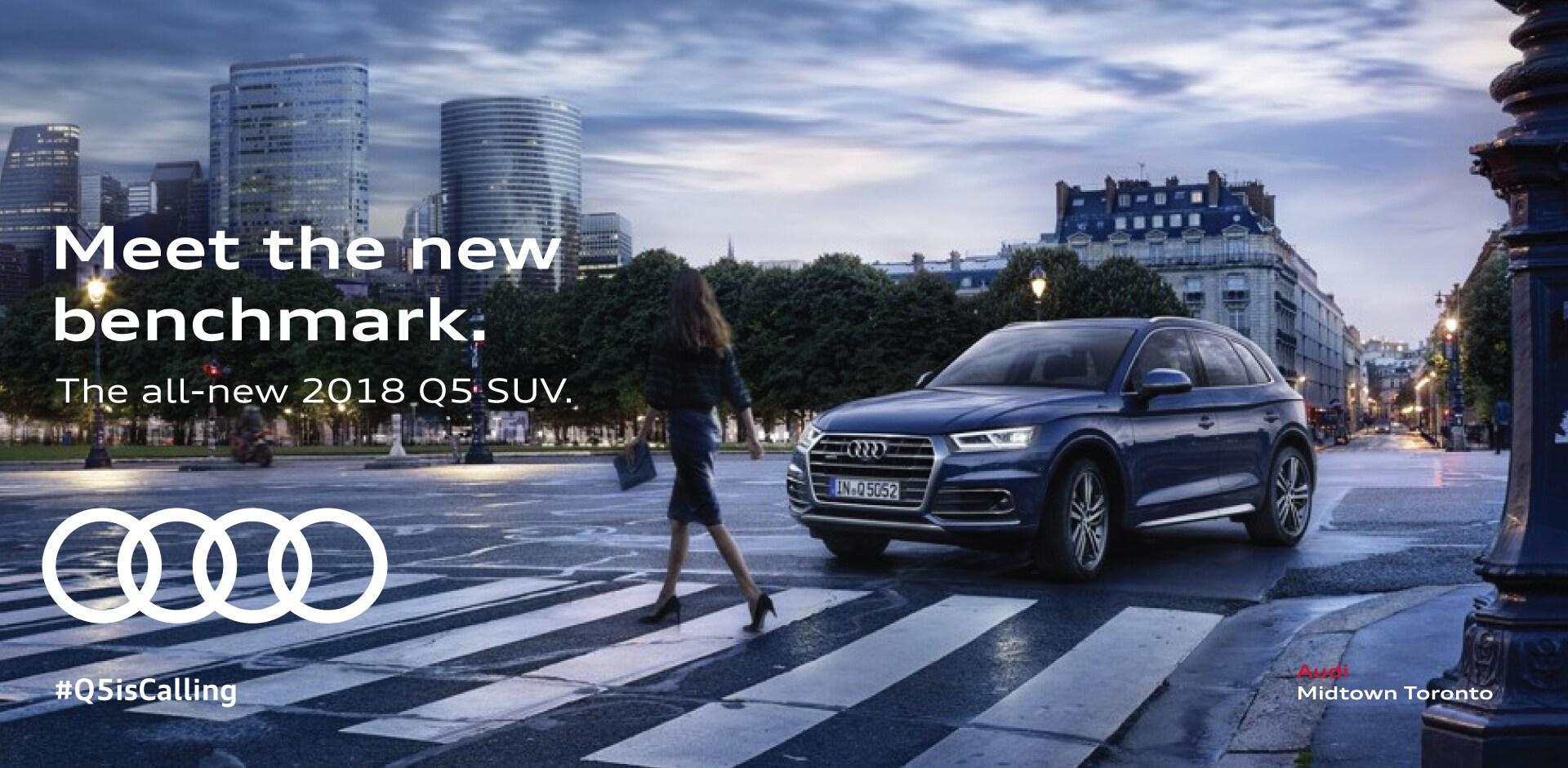 Audi Q Toronto - Audi toronto