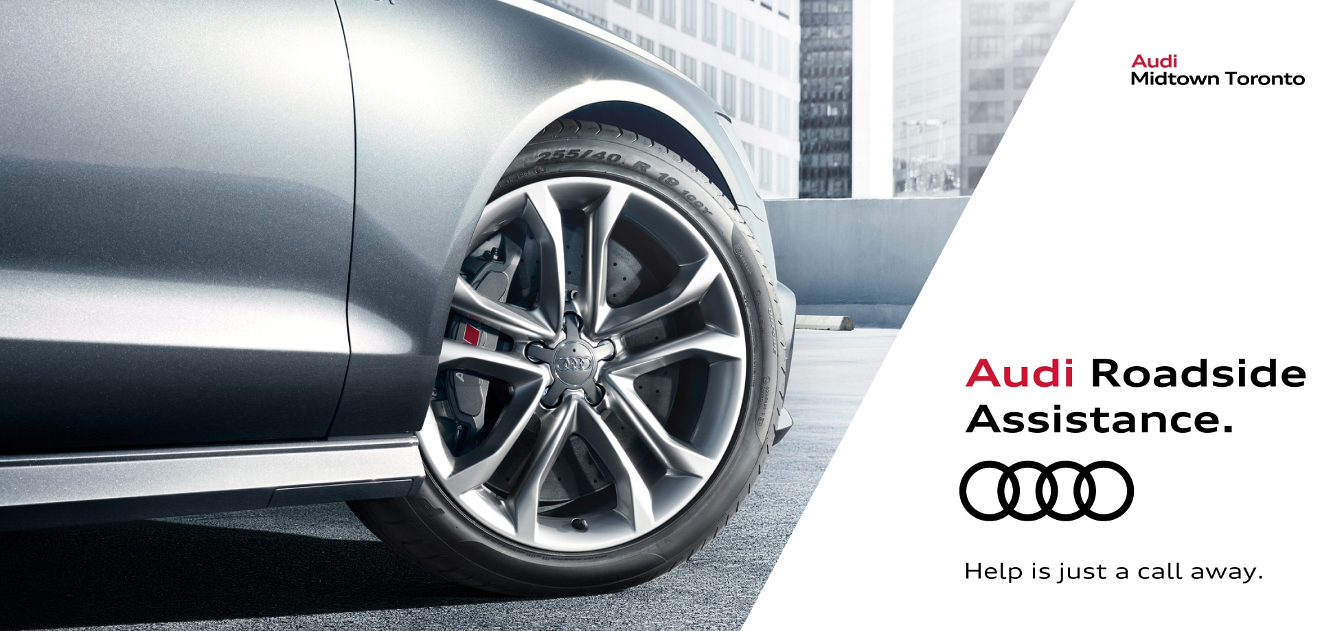 Audi Midtown Toronto New Audi Dealership In Toronto ON MJ R - Audi roadside assistance