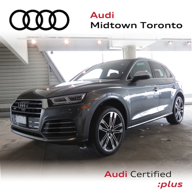 Used 2018 Audi SQ5 3.0T Technik quattro w/ Virtual Cockpit|Navi|B&O SUV Toronto