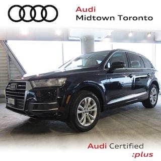 Certified 2017 Audi Q7 3.0T Progressiv quattro w/ Audi Smartphone|Navi SUV in Toronto
