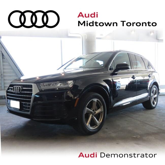 Used 2019 Audi Q7 3.0T Progressiv quattro w/ LEDs|Lane Assist|Navi SUV Toronto