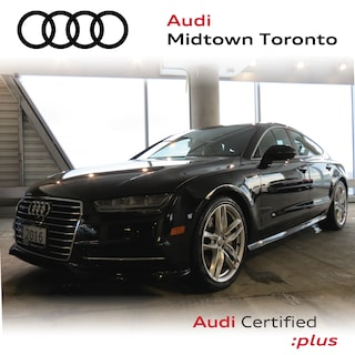 Certified 2016 Audi A7 3.0T Technik quattro w/ Sport Suspension|Bose|Navi Hatchback in Toronto
