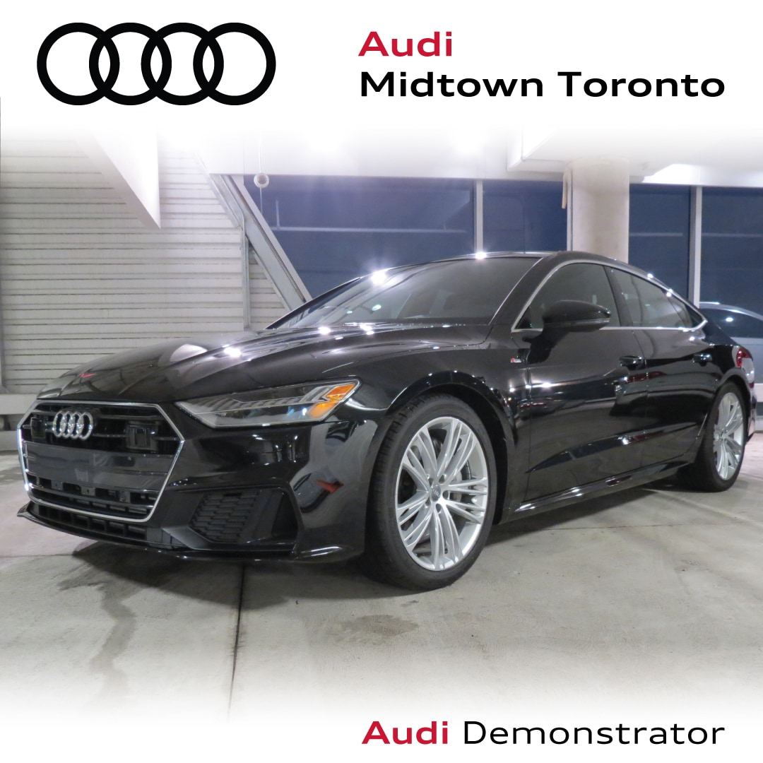 2019 Audi A7 For Sale In Toronto ON
