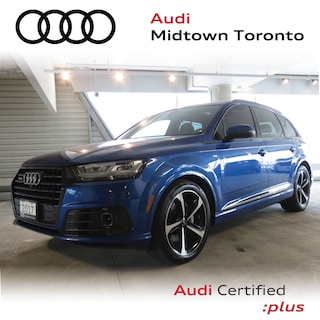 Certified 2017 Audi Q7 3.0T Technik Audi Exclusive Editon (Canada Only) SUV in Toronto