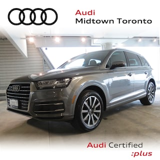 Certified 2017 Audi Q7 3.0T Technik quattro w/ Oak Inlays Navi Rear Cam SUV in Toronto
