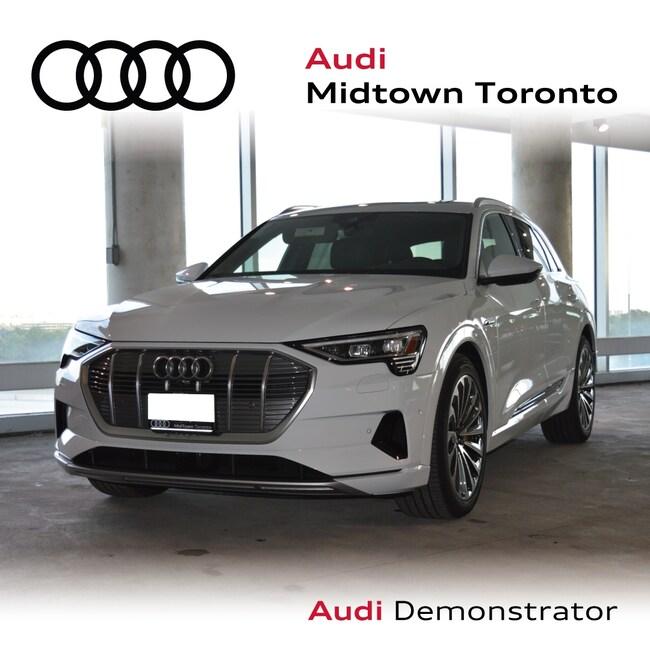 Used 2019 Audi e-tron 55 Technik quattro w/ Audi Phonebox|Cockpit SUV Toronto
