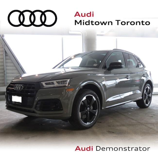 Used 2019 Audi Q5 2.0T Technik quattro w/ Lane Assist|Black Optics SUV Toronto