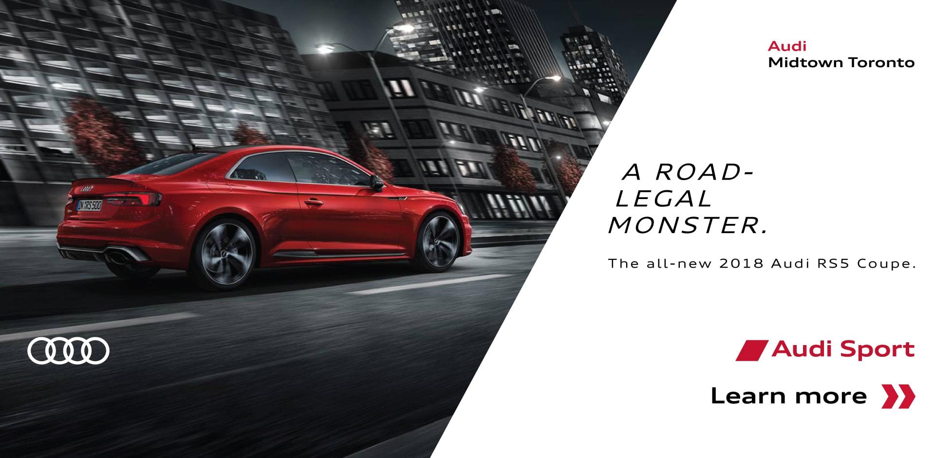 Audi Midtown Toronto Audi Toronto Dealership - Audi toronto