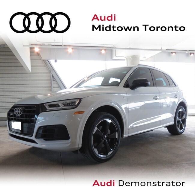 Used 2019 Audi Q5 2.0T Technik quattro w/ Virtual Cockpit LEDs B&O SUV Toronto