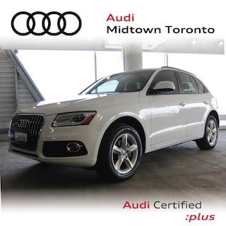 Certified 2016 Audi Q5 2.0T Komfort quattro w/ Adv Key|Rear Park Sensors SUV in Toronto