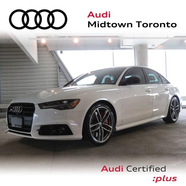 Used 2018 Audi S6 4.0T quattro w/ Navi|Rear Cam|BOSE|LEDs Sedan Toronto
