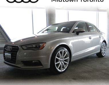 2015 Audi A3 2.0T Progressiv quattro w/ Advance Key|Xenons Sedan