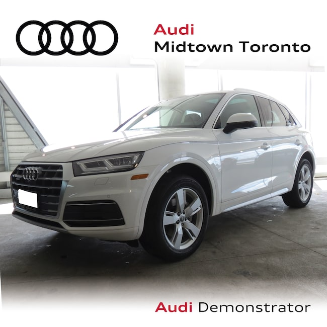 Used 2019 Audi Q5 2.0T Technik quattro w/ Virtual Cockpit|LEDs|B&O SUV Toronto