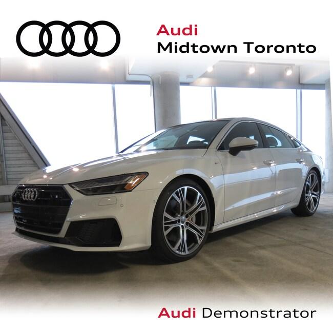Used 2019 Audi A7 3.0T Technik quattro w/ 360 Cam|Massage Seats Sportback Toronto