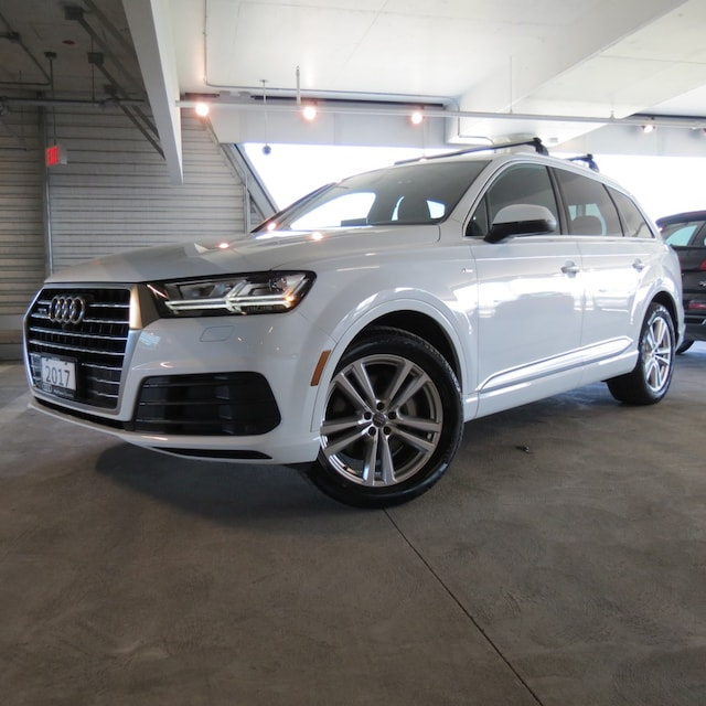 Used 2017 Audi Q7 For Sale | Toronto ON | VIN: WA1WAAF79HD015550