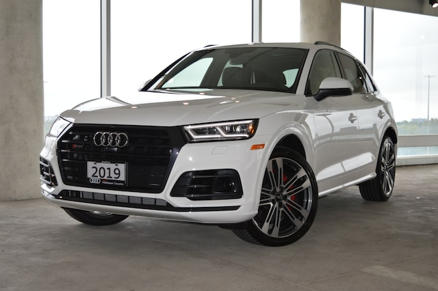 Used 2019 Audi SQ5 For Sale | Toronto ON | VIN