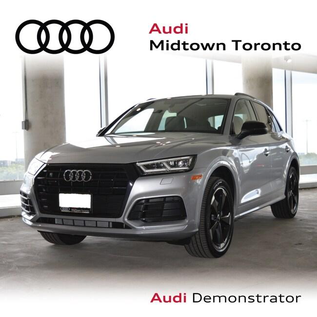 Used 2019 Audi Q5 2.0T Progressiv quattro w/ Virtual Cockpit|LEDs SUV Toronto