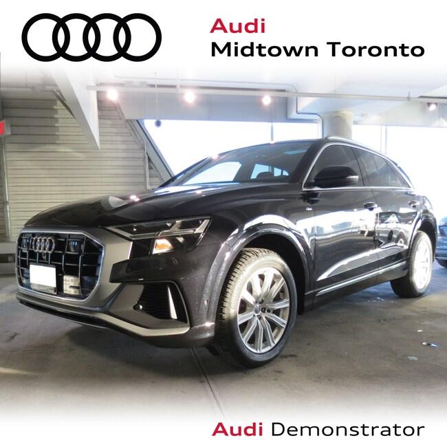 Used 2019 Audi Q8 3.0T Progressiv quattro w/ Audi Phonebox 360 Cam SUV Toronto