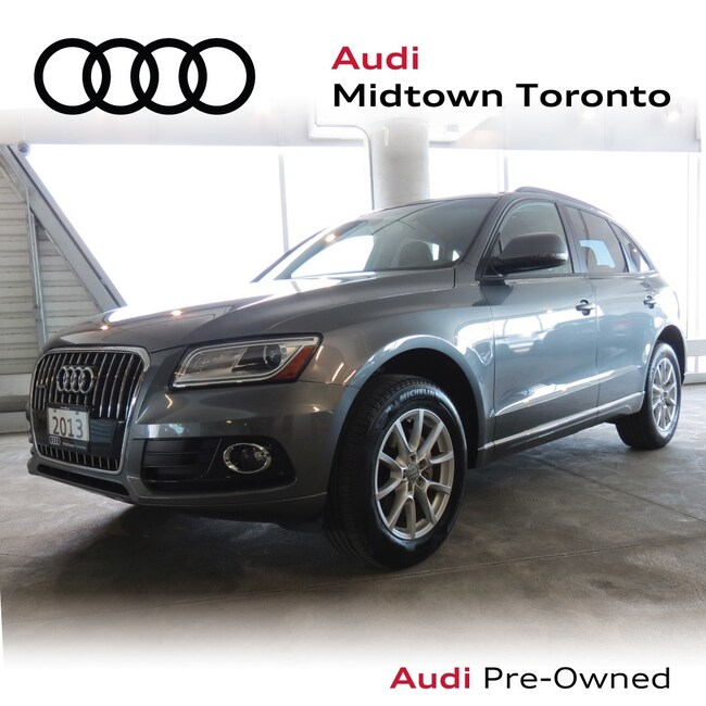 Used 2013 Audi Q5 2.0T quattro w/ Bi-Xenons|Rear Sensors SUV Toronto