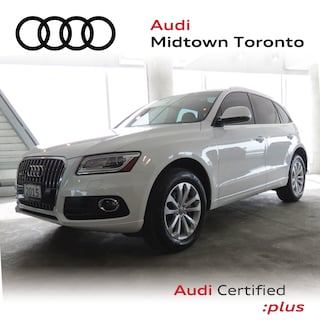 Certified 2015 Audi Q5 2.0T Progressiv quattro w/ Wood Inlay|Pano Roof SUV in Toronto