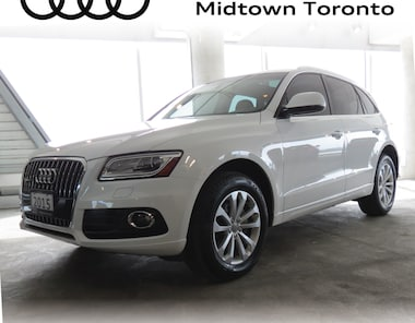 2015 Audi Q5 2.0T Progressiv quattro w/ Wood Inlay|Pano Roof SUV