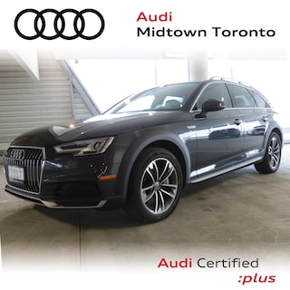 Certified 2017 Audi A4 allroad 2.0T Technik quattro w/ Sport Seats Audi Connect Wagon in Toronto