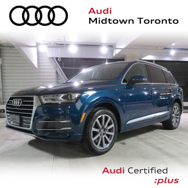 Used 2018 Audi Q7 For Sale