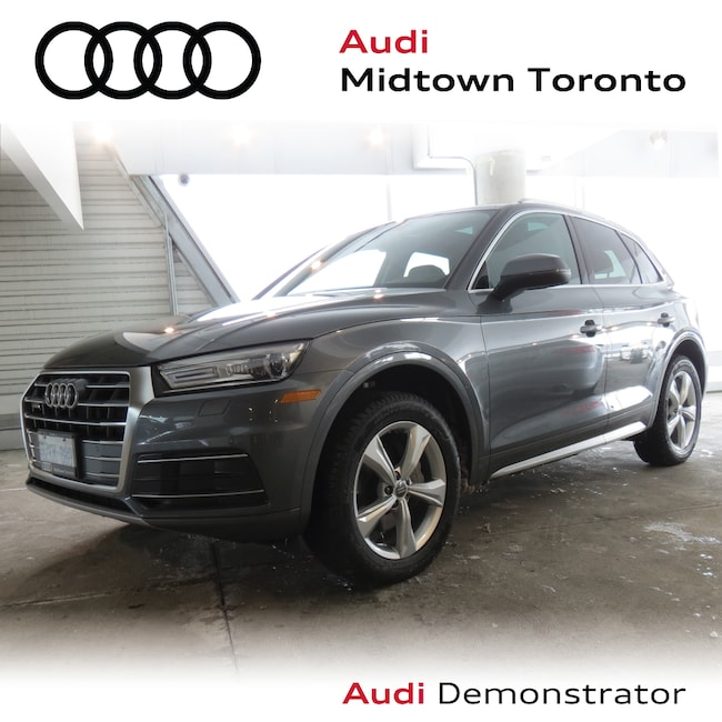 Used 2019 Audi Q5 2.0T Progressiv quattro w/ Oak Inlays|Audi Connect SUV Toronto