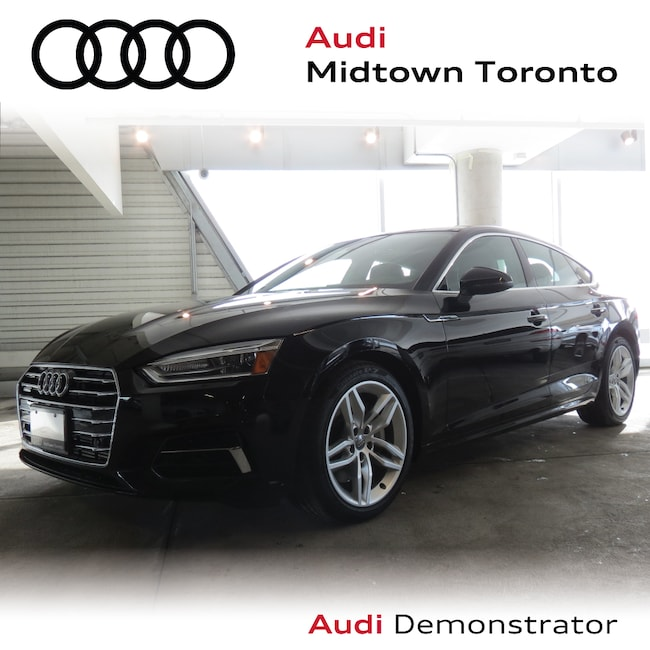 Used 2019 Audi A5 For Sale At Audi Midtown Toronto