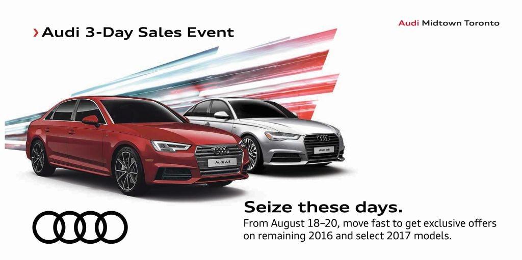 Audi lease rates 2016