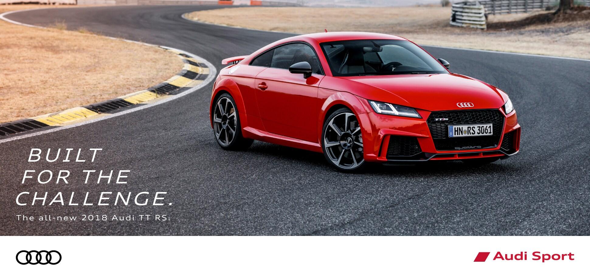 Audi TT RS Toronto For Sale - 2018 audi tt rs