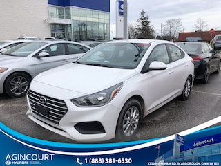 2019 Hyundai Accent Preferred|BACKUP CAM|HEATED SEATS|ALLOYS|9963KMS Sedan