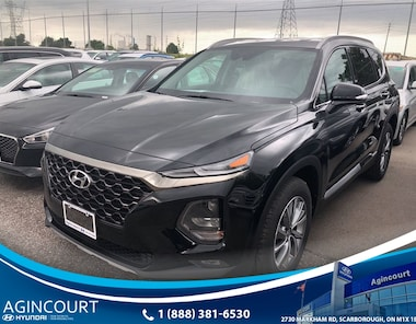 2019 Hyundai Santa Fe PREFERRED TURBO SUV