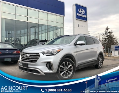 2018 Hyundai Santa Fe XL Luxury|NAVI|AWD|LEATHER|ROOF|BLINDSPT|BCAM SUV