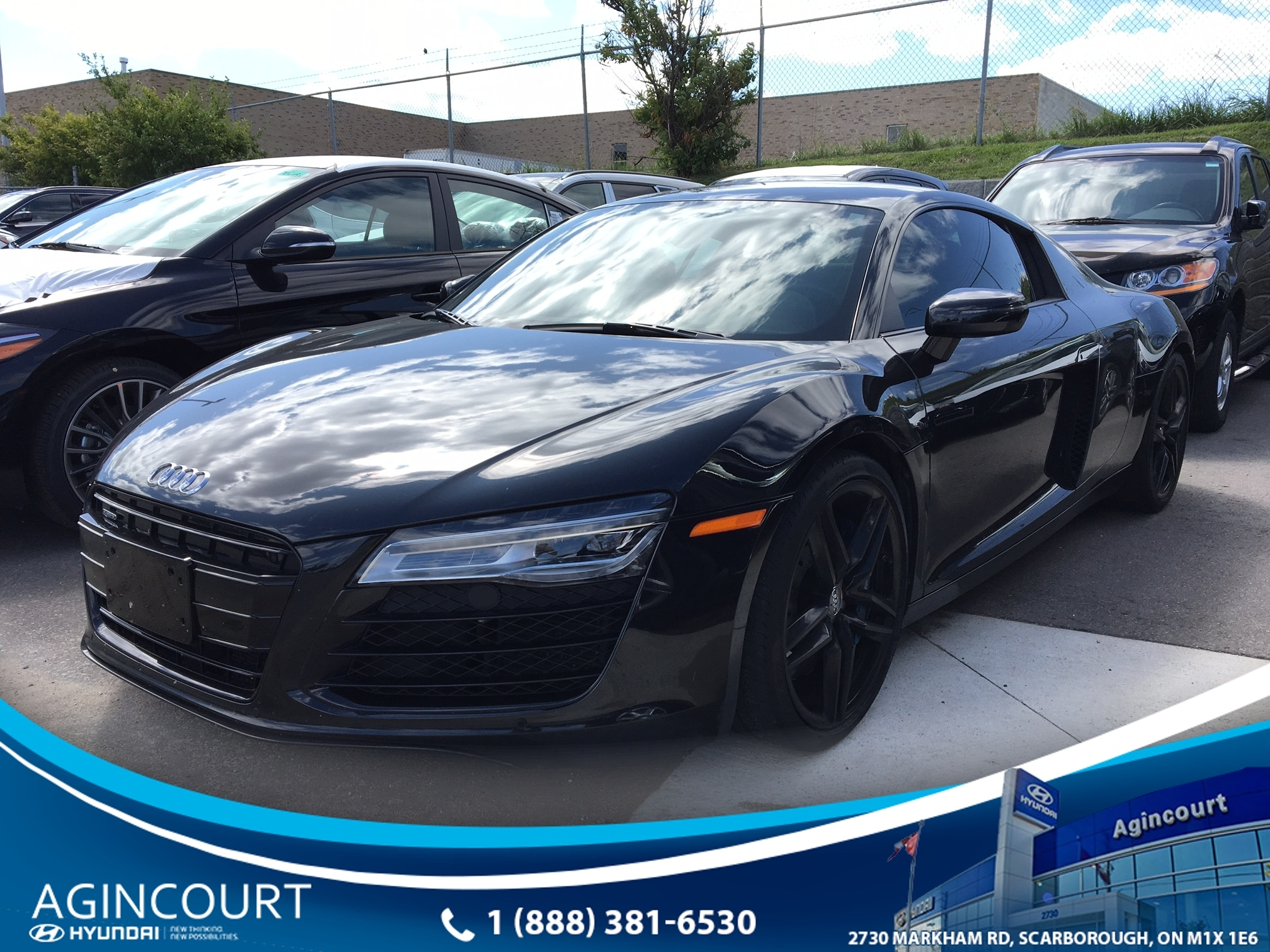 Used 2014 Audi R8 For Sale