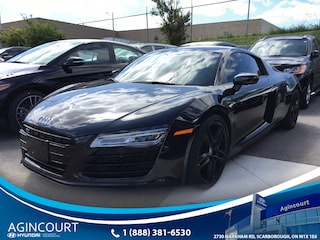 2014 Audi R8 V8, CLEAN CARPROOF, FLAWLESS!! Coupe