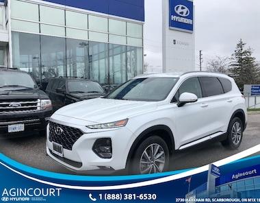 2019 Hyundai Santa Fe 2.4 PREF AWD AUTO SUV