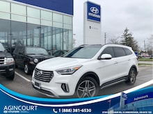 2019 Hyundai Santa Fe XL XL ULT AWD 7PASS SUV