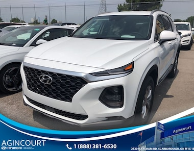 2019 Hyundai Santa Fe 2.4 ESSEN FWD SAFETY SUV