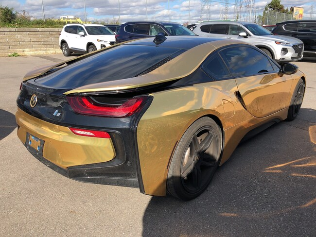 Used 2015 Bmw I8 For Sale At Agincourt Hyundai Vin Item Vin